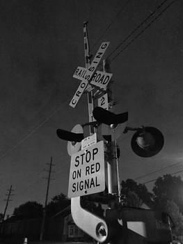 Over Strange Rails by Guy Ricketts