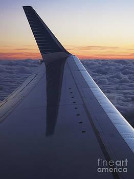 Nina Stavlund - Over the Clouds...