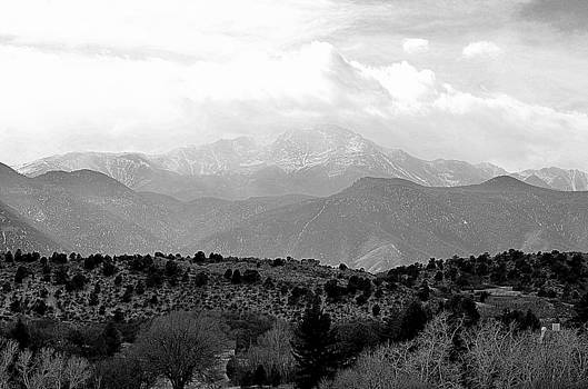 Over The Hills to Pikes Peak by Clarice  Lakota