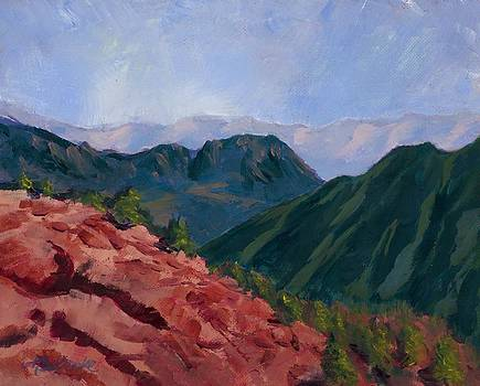Mary Benke - Over the Ridge
