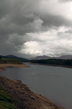 Overcast Scotland by Anthony Bean