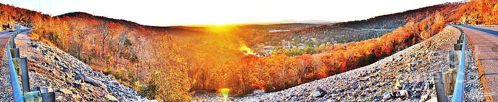 Overlooking Huntsville by Kyle Ferguson