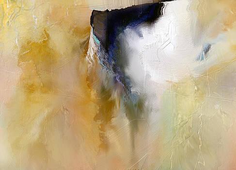 Overtly Blue by Davina Nicholas