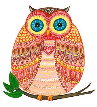 Owl by Barbara Esposito
