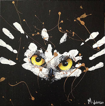 Owl Hands by Meredith Johnson