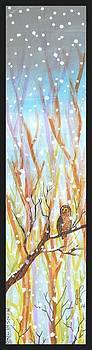 Jim Harris - Owl in Snow
