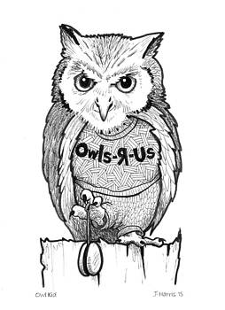 Jim Harris - Owl Kid