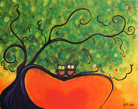 Owl Love You by Jennifer Alvarez