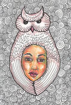 Monique Montney - Owl Spirit