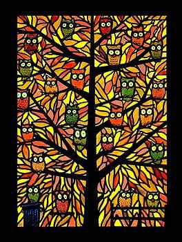 Jim Harris - Owl Tree