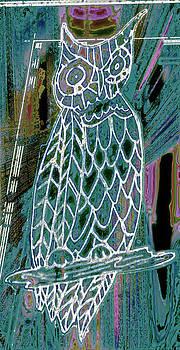 Owlt On A Limb by Melissa Osborne