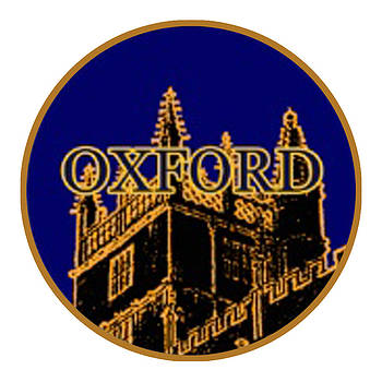 Oxford 1986 Art2579Oa jGibney The MUSEUM Zazzle Gifts by The MUSEUM Artist Series jGibney