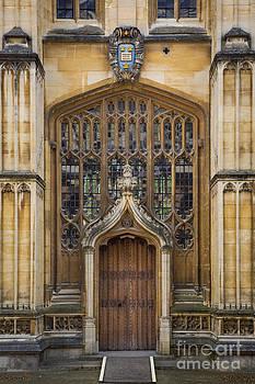Brian Jannsen - Oxford Doorway