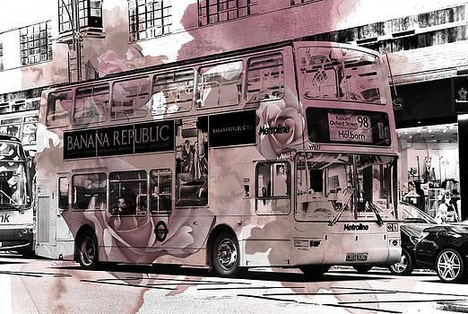 Oxford Street by Paula Sharlea