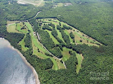 Bill Lang - P-032 Peninsula Golf Course to North Door County Wisconsin