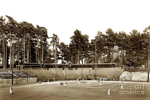 California Views Mr Pat Hathaway Archives - Pacific Grove California Baseball Game 1935