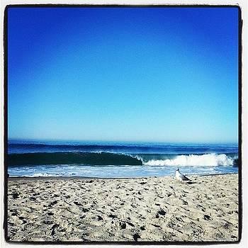 Pacific Ocean. La Jolla, Ca by Katie Basil