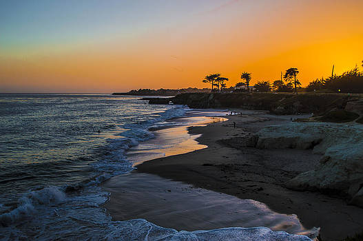 Pacific Ocean Sunsets by Brandon McClintock