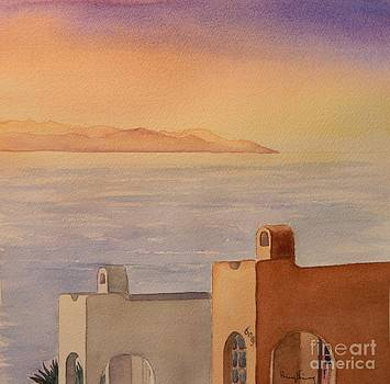 Pacifica Sunset by Penny Stroening