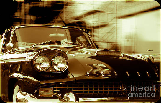 Packard on Sixth Street  by Steven  Digman
