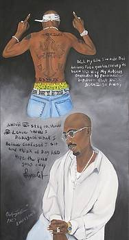 Pac's Emotions by ChrisMoses Tolliver
