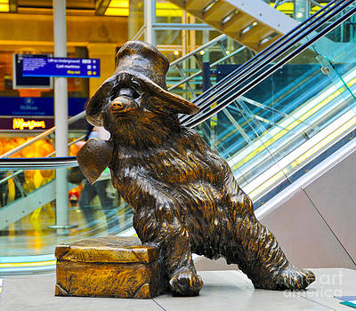 Paddington Bear by Donald Davis