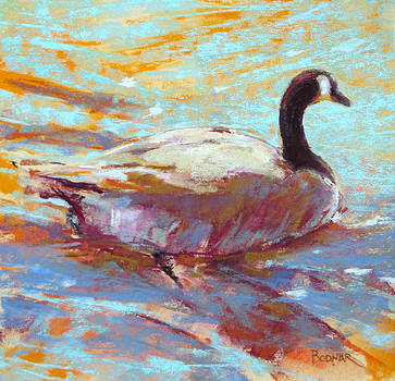 Paddle I by Christine Bodnar
