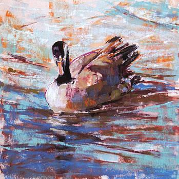 Paddle II by Christine Bodnar