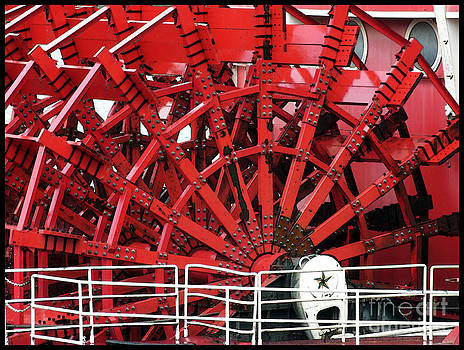 Melissa Lightner - Paddle Wheel