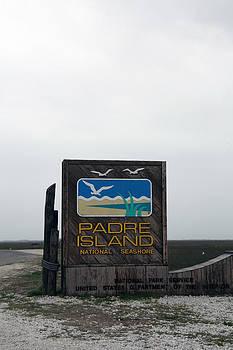 Padre Island Texas by Al Blount