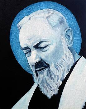 Padre Pio by Anthony Morales