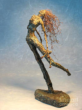 Adam Long - Paean From the Syrinxes a sculpture
