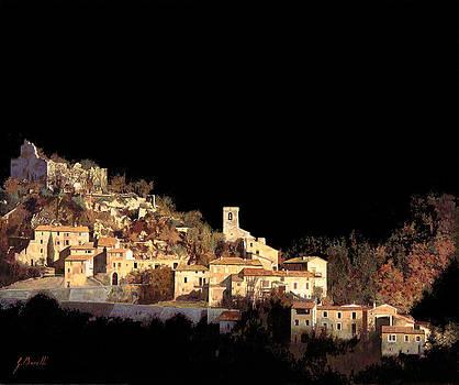 Paesaggio Scuro by Guido Borelli