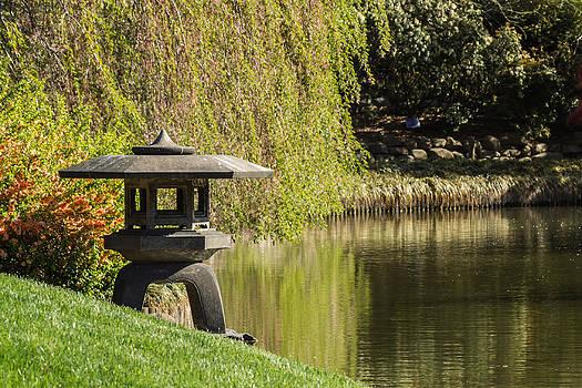 David Hahn - Pagoda on the Hill