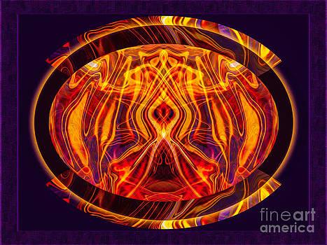 Omaste Witkowski - Painfully Aware Painful Awareness Abstract Healing Art Abstract Healing Art