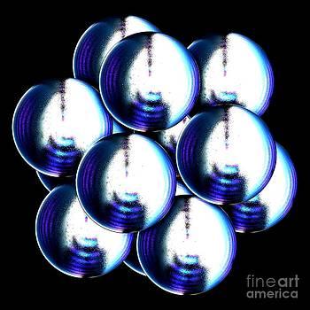 Gail Matthews - Paint Brush Mirror