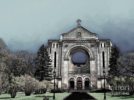 Teresa Zieba - Painted Basilica 2