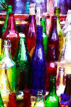 Karol Livote - Painted Bottles
