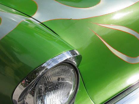 Alfred Ng - painted car
