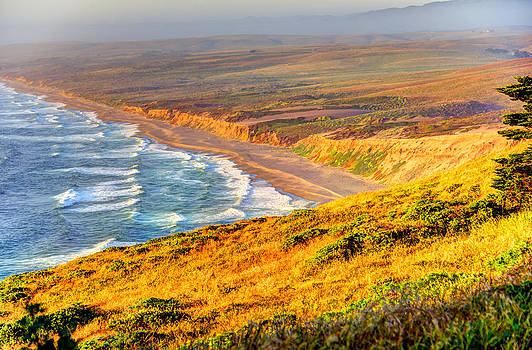 Painted Coast by Digiblocks Photography