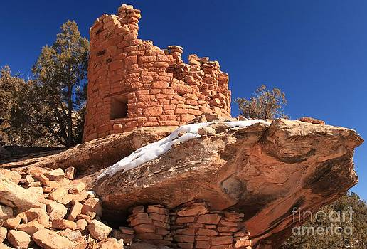 Adam Jewell - Painted Hand Pueblo