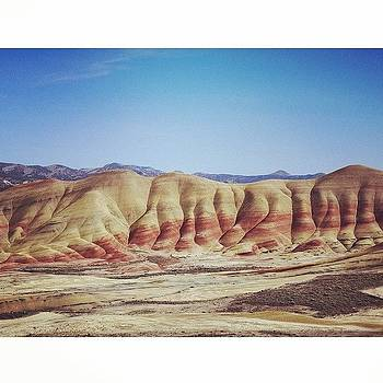 Painted Hills by Megan Lacy
