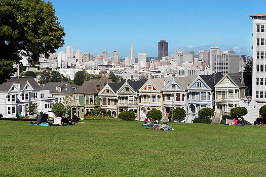 Jo Ann Snover - Painted Ladies