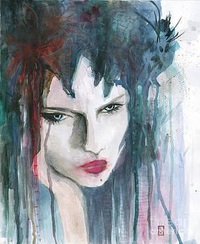 Painted Lady by Laura Krusemark