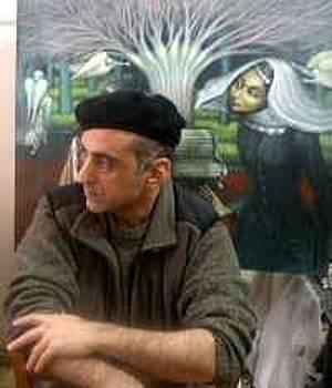 Painting   by Levon Aslanyan Armenien Artist
