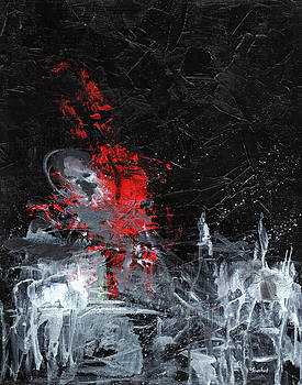 Painting Death by Sean Seal