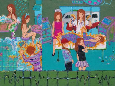 Pajama Party by Yemi Kim