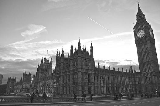 Palace of Westminster by Galexa Ch