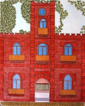 Palacio by Gregory Carrico
