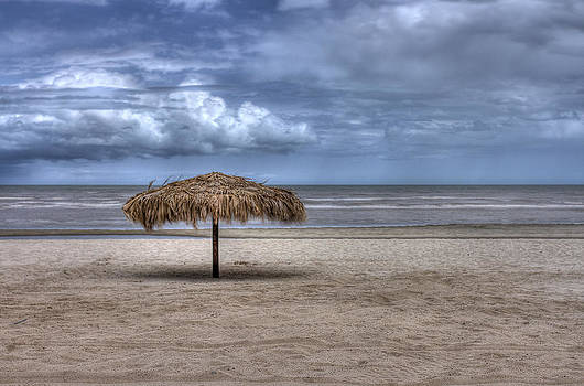Palapa at El Paraiso by Tracy Thomas